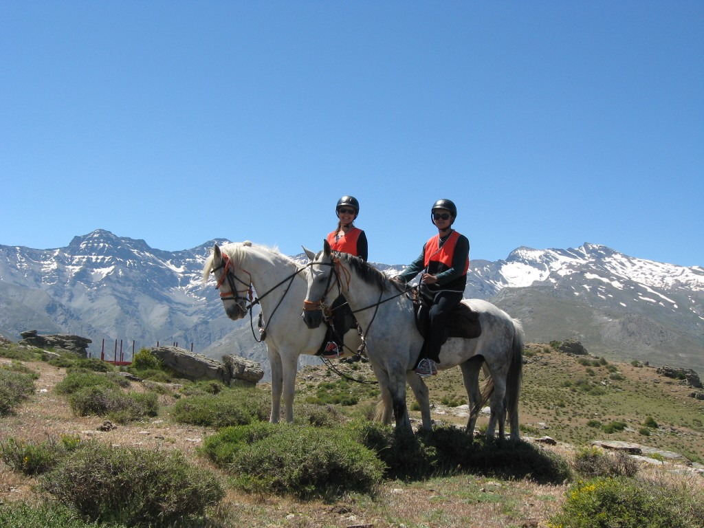 Sierra Nevada horse riding