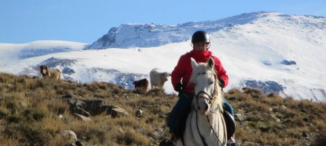 Rutas a caballo Sierra Nevada
