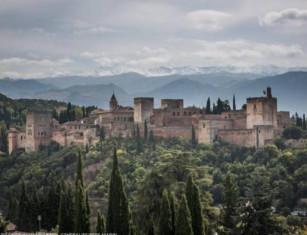 Alhambra a caballo